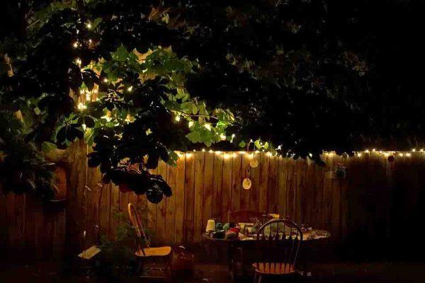 Terraza verano decoración