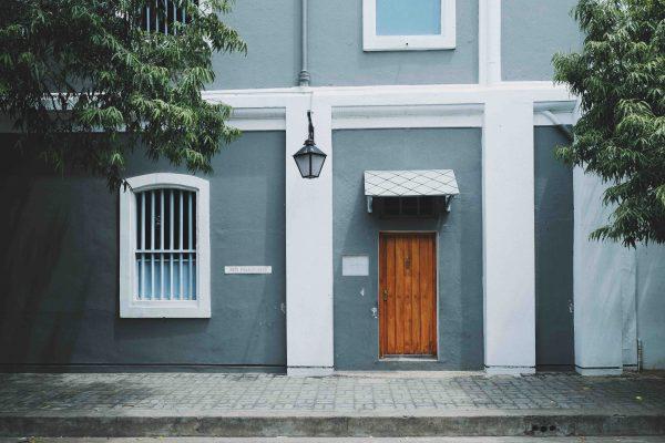 puerta nuevo hogar