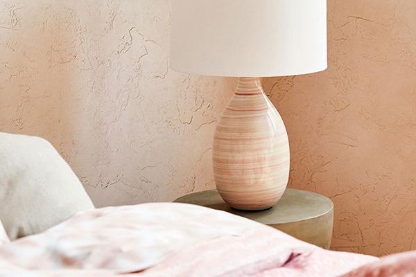 Zara home lámpara