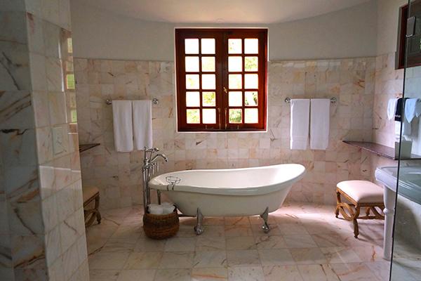 reforma sostenible baño