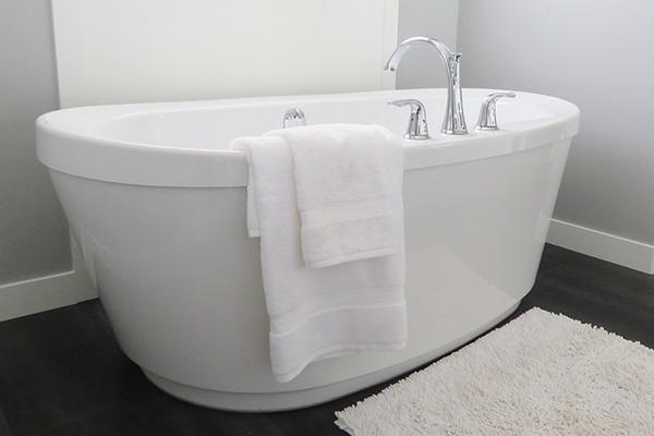 reforma hogar bañera