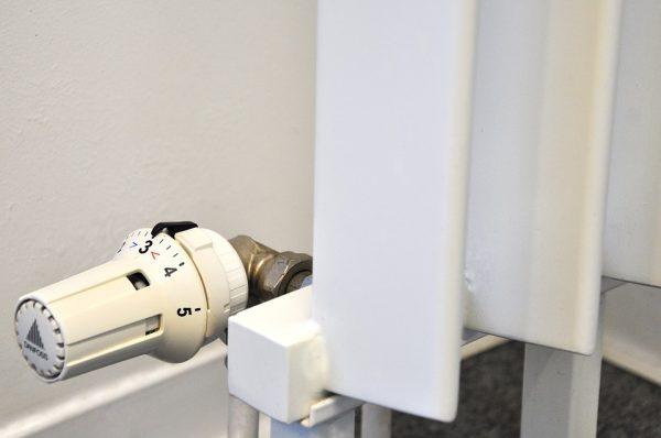 calefacción hogar termostato