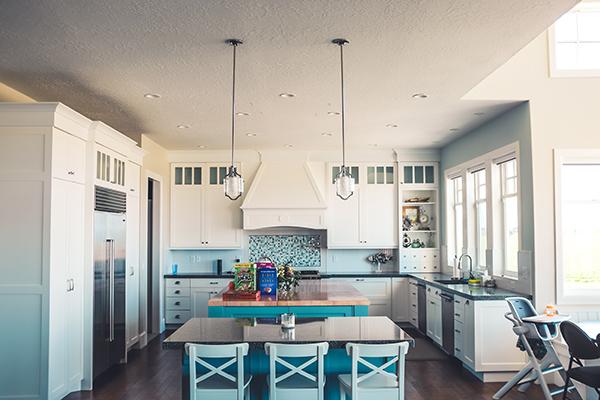 Renovar cocina colores