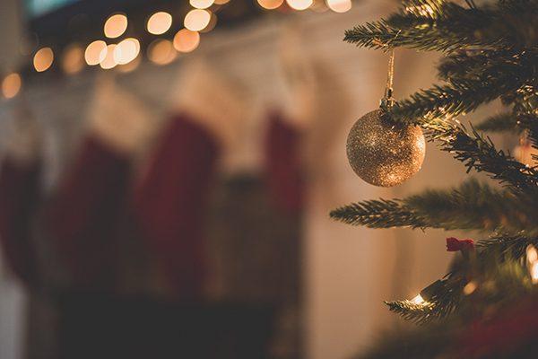decoración navidad Jobin
