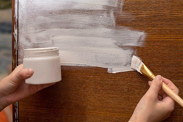 hogar pintura chalkpaint