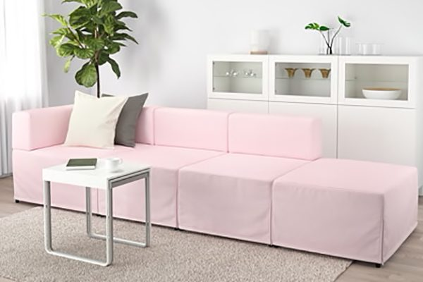 sofás de IKEA kungshamn