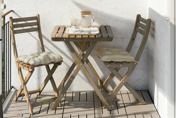 muebles terraza Ikea