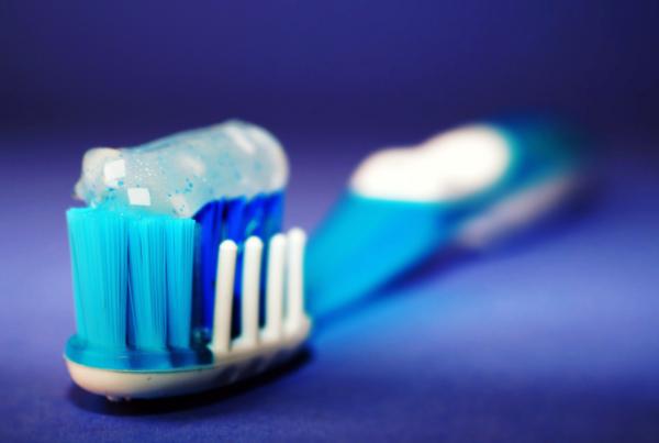 Trucos de limpieza con pasta de dientes