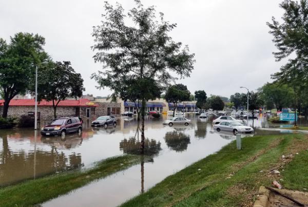 Evitar inundaciones