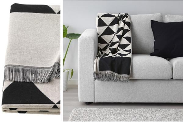 Manta Sofa Ikea.Plan De Sofa Pelicula Y Mantas De Ikea Jobin