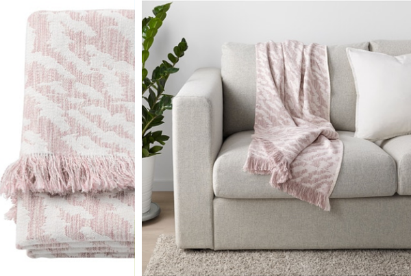Plan de sofá, película y mantas de IKEA | Jobin