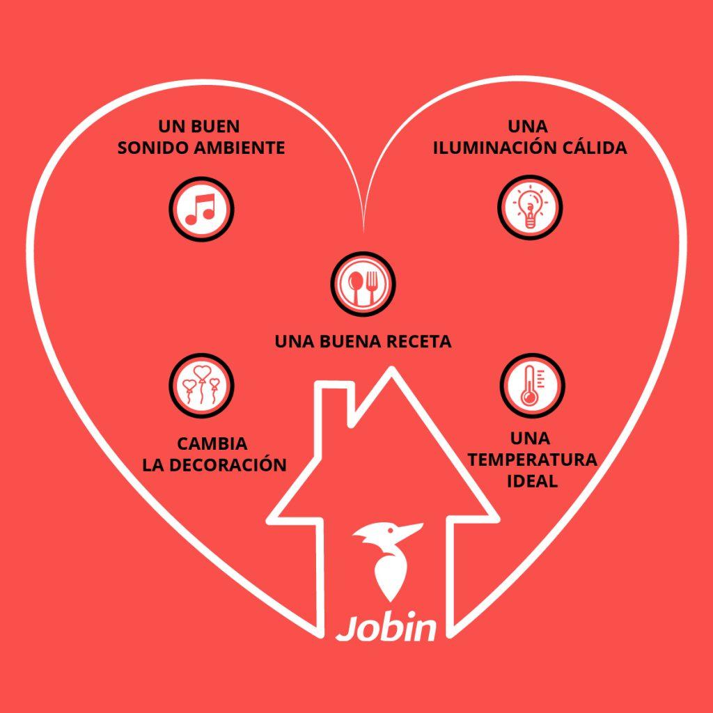5 Consejos para el amor