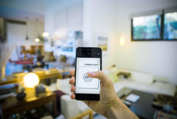 Interfaz de usuario domótica para el hogar