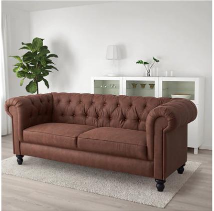 6 sofás de Ikea y 1 sillón que no pueden faltar en tu casa