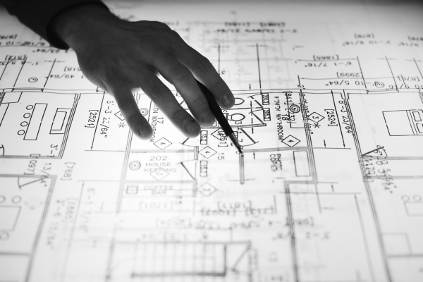 Proceso construir una casa