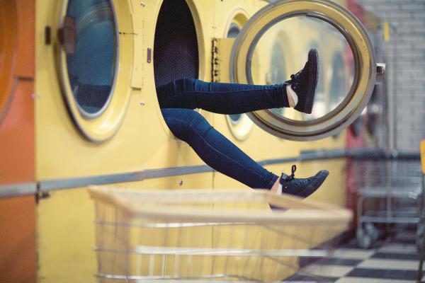 Limpiar la lavadora