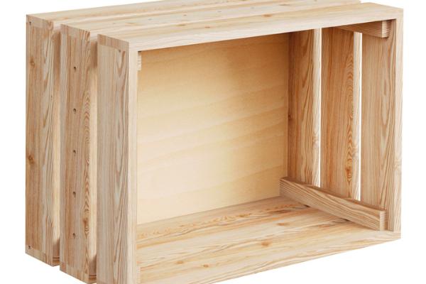 Estanterías para libros caja modular