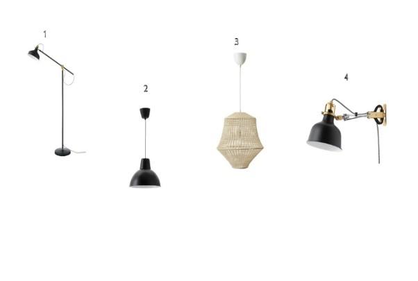 básicos para tu primer piso lámpara