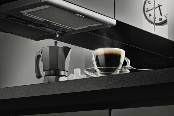 limpiar los electrodomésticos cafetera