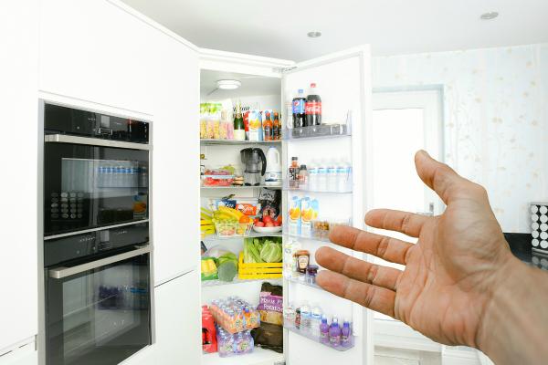 limpiar los electrodomésticos frigorífico