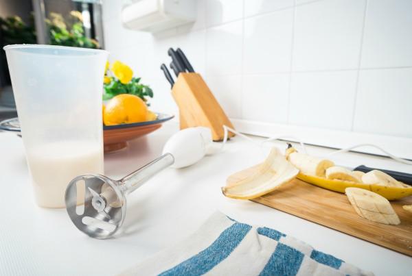 limpiar los electrodomesticos batidora