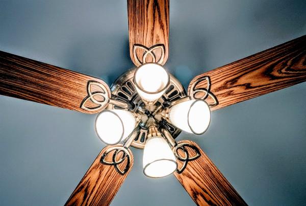 climatización ventilador