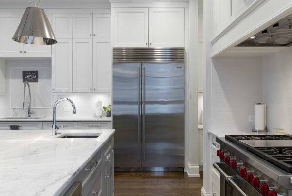 limpieza a fondo de la cocina frigorífico