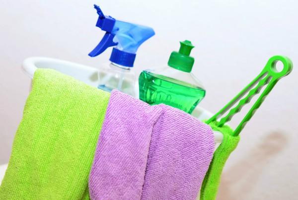 trucos de limpieza para la cocina trapos