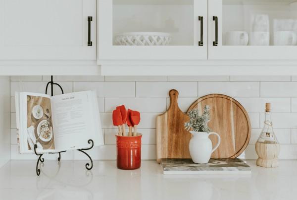 elementos de la casa que acumulan bacterias