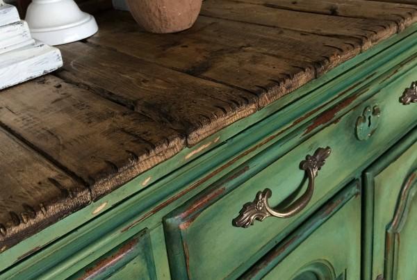 errores al pintar muebles