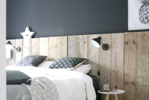 paredes de friso de madera