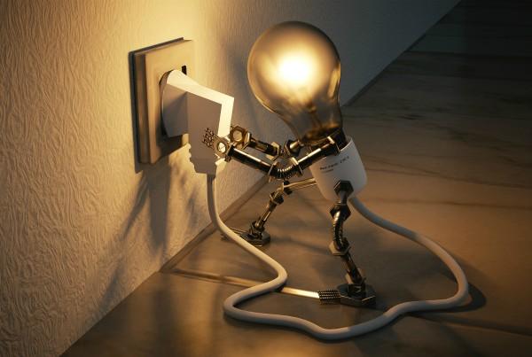 preparar la casa para vacaciones aparatos eléctricos