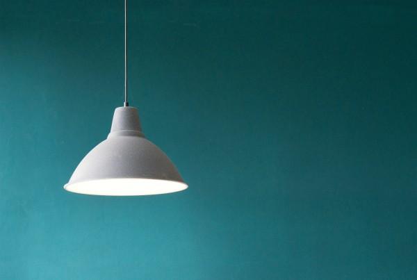 instalar una lámpara